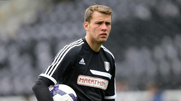 Marcus Bettinelli is back with Fulham