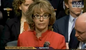 Gabrielle Giffords to Congress: 'Too Many Children Are Dying' (Video)