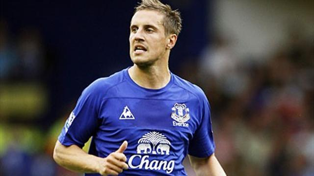 Premier League - Jagielka committed to Everton