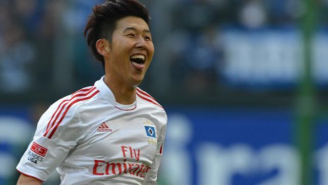 Bundesliga - Hamburg desperate to keep Arsenal, Liverpool target Son