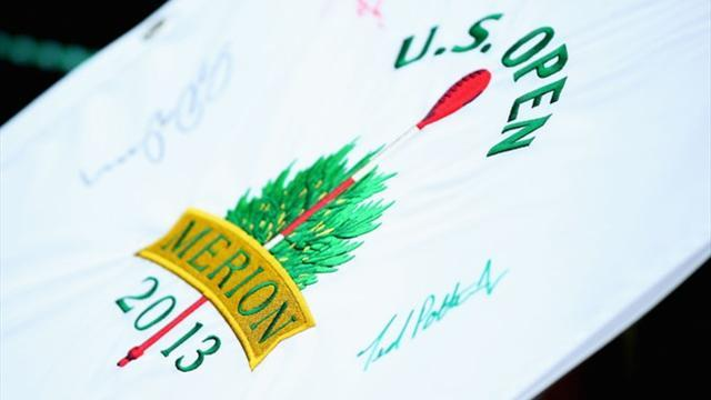 US Open - Officials confident soaked Merion will be ready