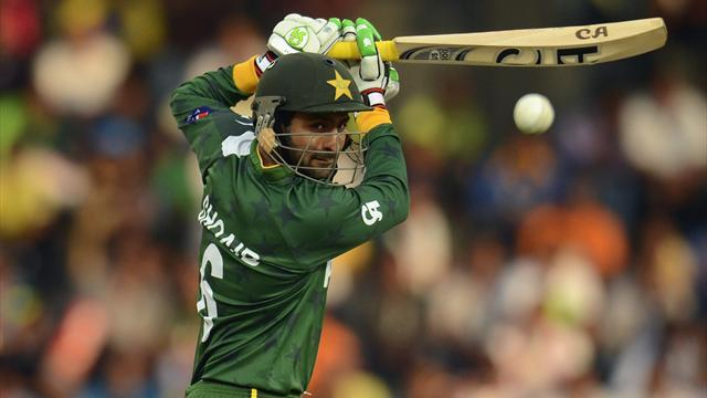 Cricket - Pakistan beat India in T20 opener