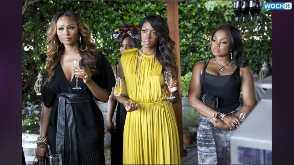 """Real Housewives Of Atlanta"" Recap: The Pajama Party Brawl!"