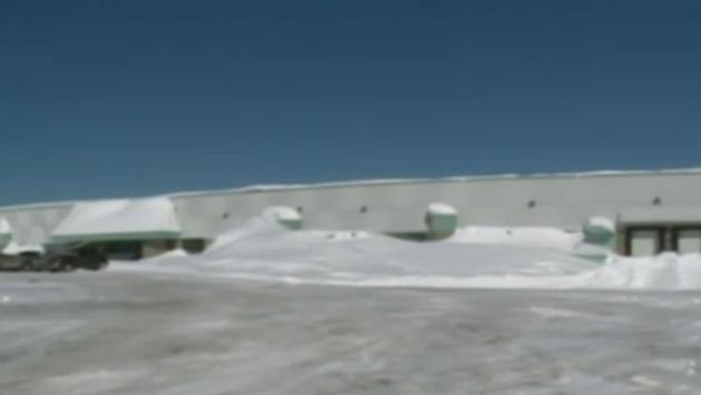 The 400,000-square-foot facility formerly housed Atlantic Yarns.