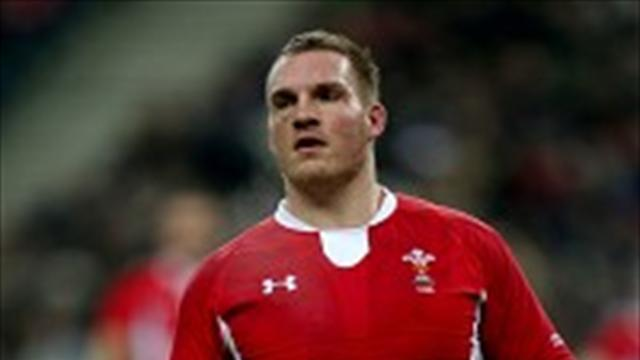 Rugby - Wales worry over injured Jenkins