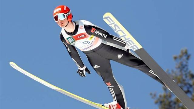 Ski Jumping - Wank wins in Japan