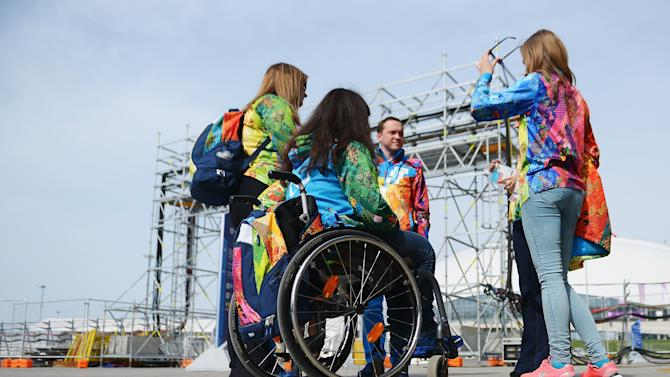 2014 Paralympic Winter Games - Previews: Day - 3