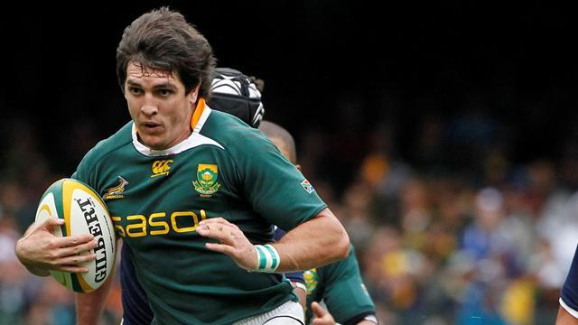Rugby - Fourie and Parisse to face Lions with Barbarians