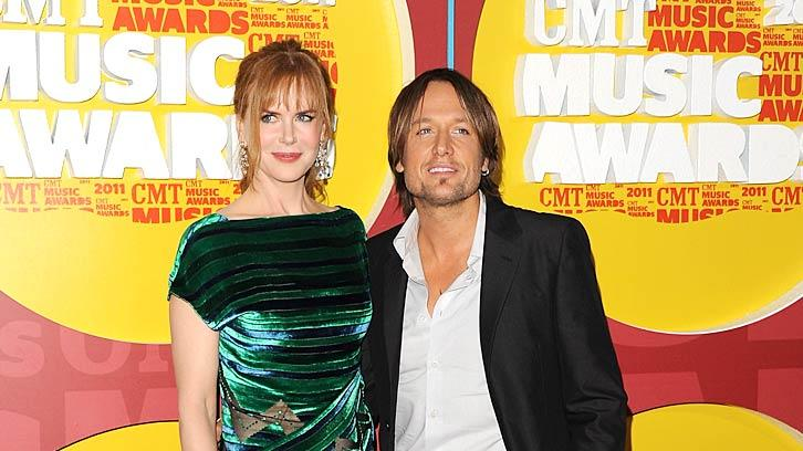 Kidman Urban CMT Awards