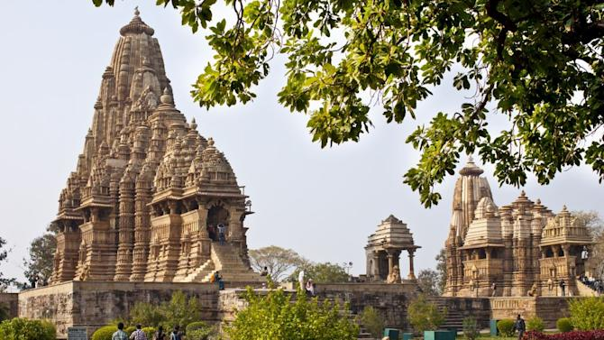 Travel Khajuraho India