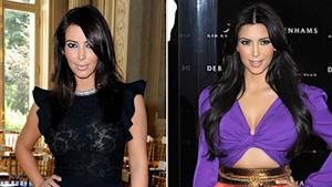 Has Kim K's Style Changed Since Dating Kanye?