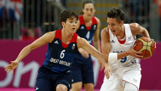 Basketball - Collins racks up century of Britain caps