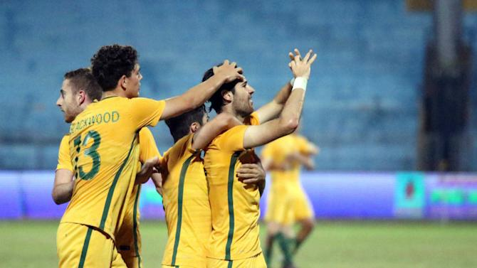 Young Socceroos win AFF U19 title