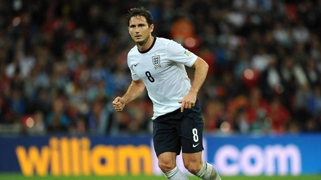 World Cup - Gerrard: Lampard 'too good' for move to US