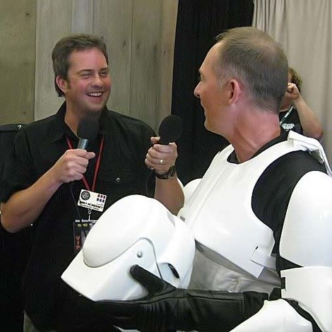 Star Wars: Jimmy McInerny and Clone Wars actor Stephen Stanton (Tarkin)