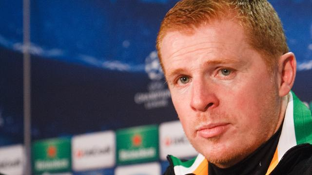 Football - Lennon expresses Celtic belief
