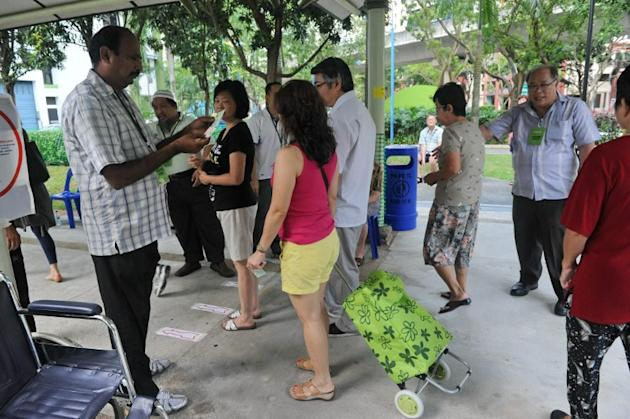 Punggol East residents went to the polls in the morning. By night, they had spoken as one.