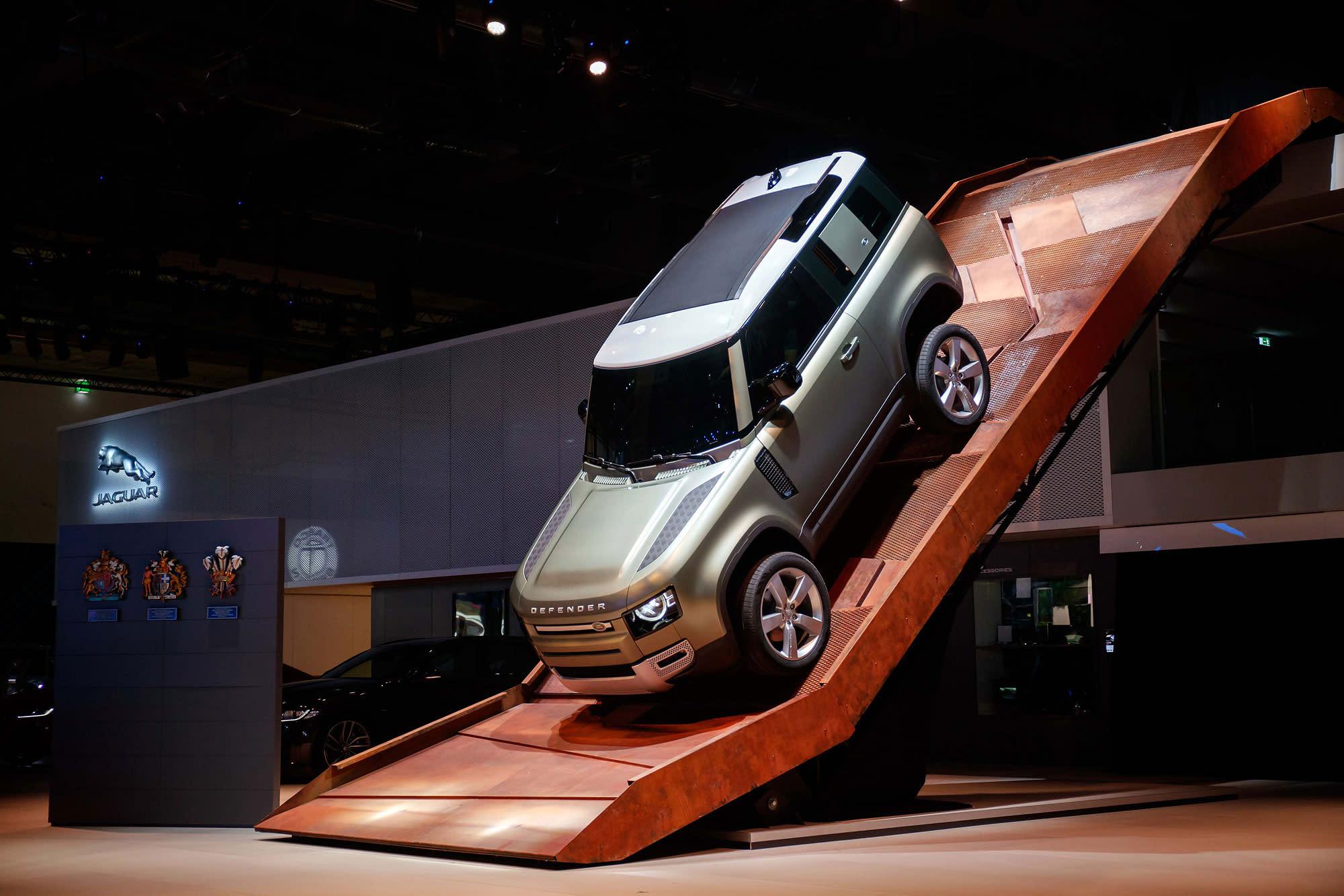 【2019法蘭克福車展】新世代 Land Rover Defender 登陸法蘭克福,預計 2020 年引進臺灣