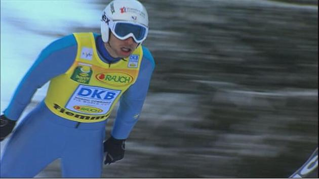Nordic Combined - Chappuis working on ski jumping