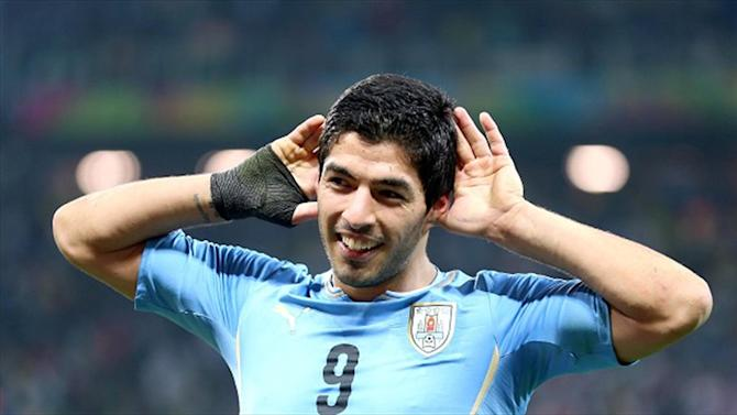 Liga - Suarez '100 per cent' a Barcelona player