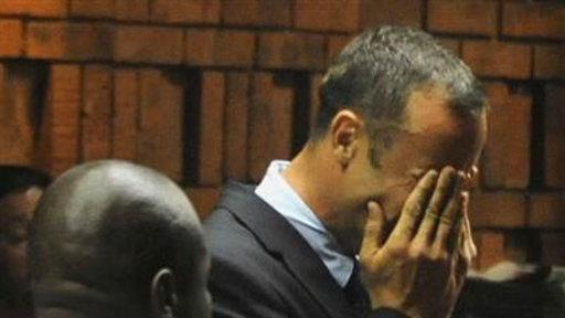 Oscar Pistorius Formally Charged With Murder