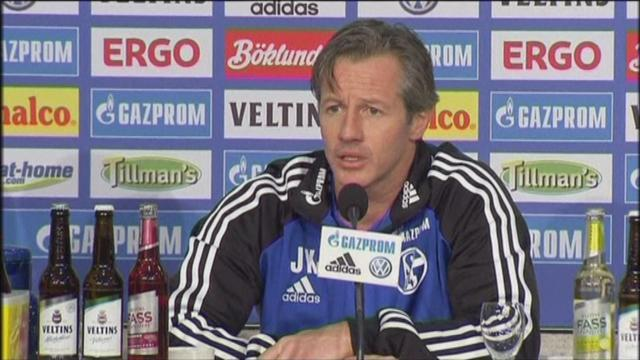 German Bundesliga  - Keller ready for Schalke task