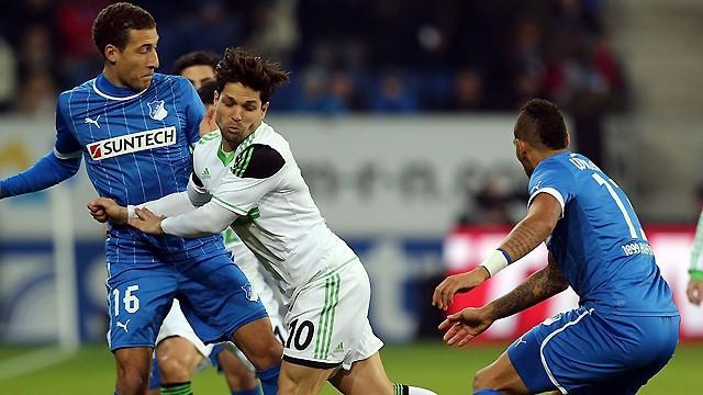 German Bundesliga  - Winning start for Wolfsburg's Allofs
