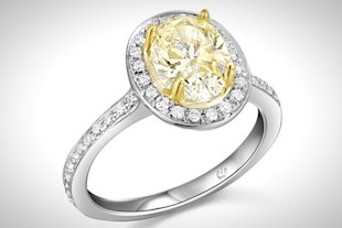 At Sam's Club, diamond engagement rings are appraised at up to two to three times the purchase price.