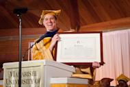 Jim Carrey Awarded Honorary Doctorate Degree