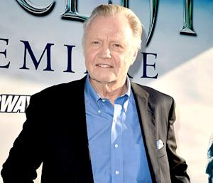 Angelina Jolie's Dad Jon Voight Praises Granddaughter Vivienne Jolie-Pitt's Maleficent Acting Debut