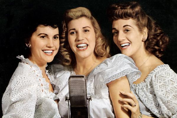 Patty Andrews of the Andrews Sisters Dead at 94