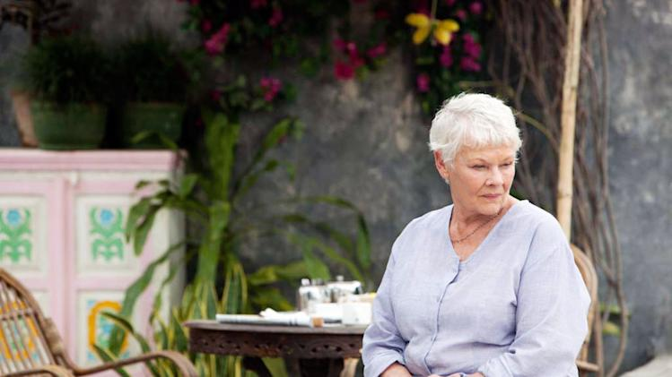 "Judi Dench, ""The Best Exotic Marigold Hotel"""