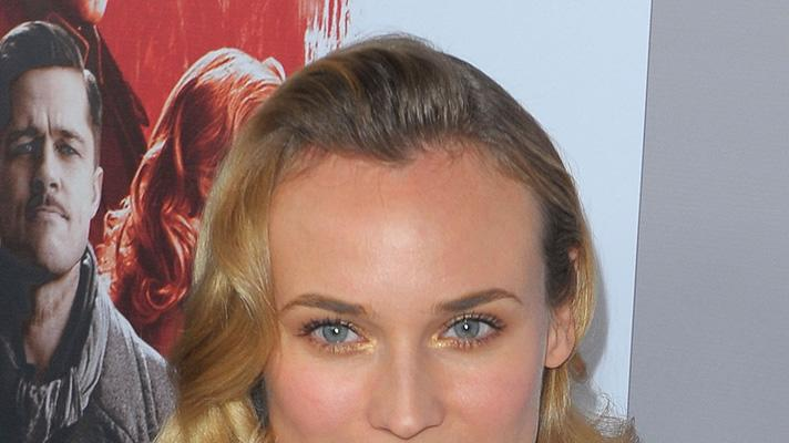 Inglourious Basterds DVD Launch party 2009 Diane Kruger