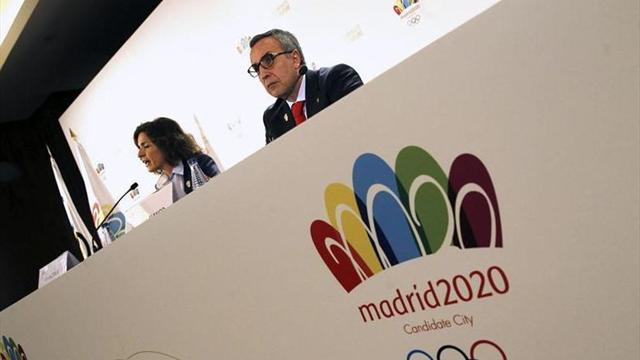 London 2012 - IOC: Madrid 2020 bid better than previous efforts