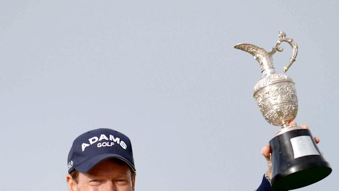 Golf - The Open Championship 2013 Preview Package