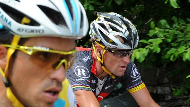 Cycling - Time to move on after Armstrong admission says Contador