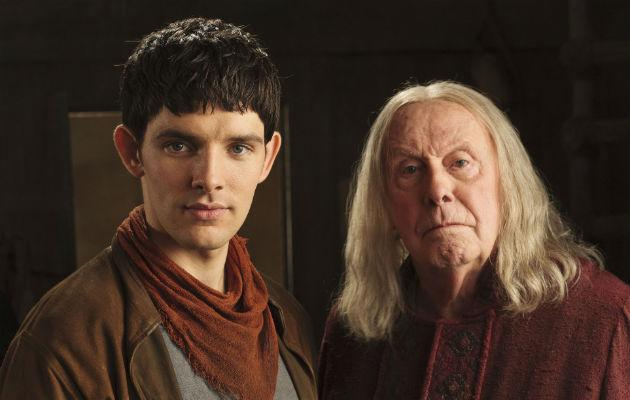 Merlin... axed after four years (Copyright: BBC)