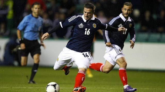 McCormack blow for Scotland