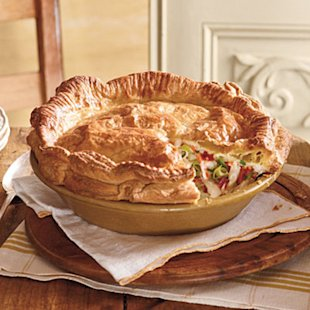Double-Crust Chicken Pot Pie