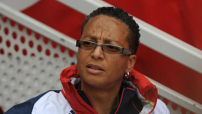 Hope Powell's Great Britain women's football team beat New Zealand 1-0 in Cardiff