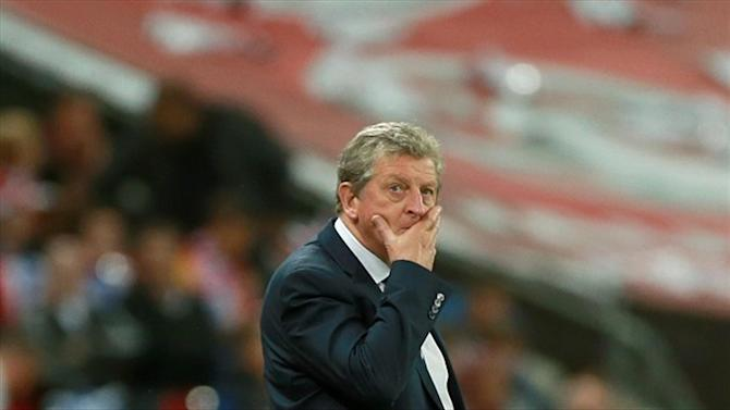 World Cup - Hodgson not getting carried away after Peru win