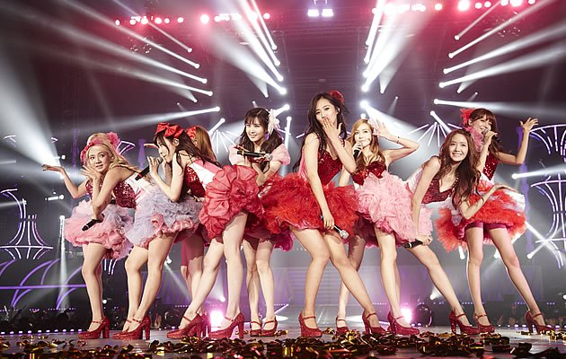 Girls' Generation will return to Singapore for a full concert after a two-year absence. (Running Into The Sun photo)