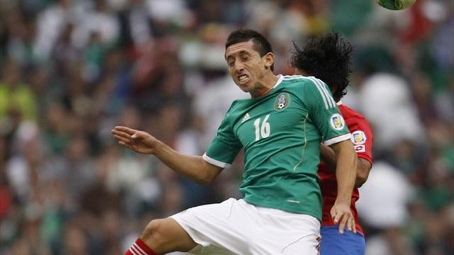 European Football - Porto sign Mexican international Herrera