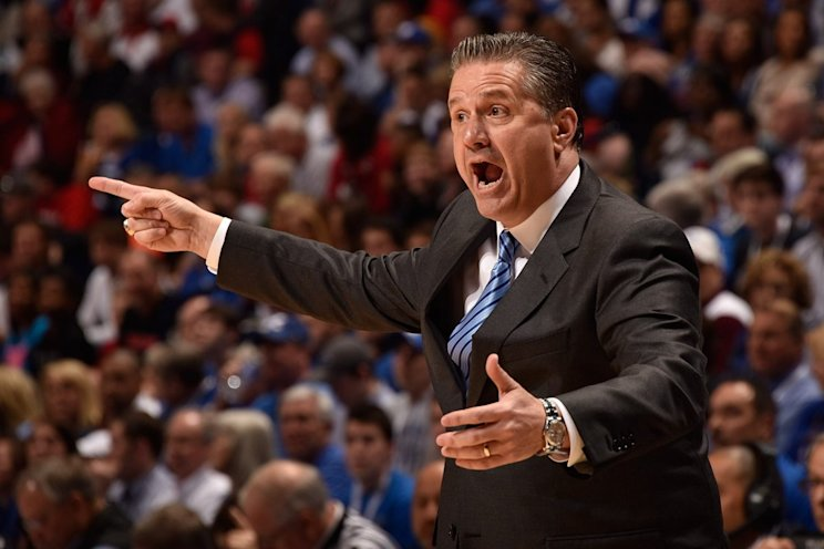 Are John Calipari's Wildcats talented enough for another title run this season? (Getty)
