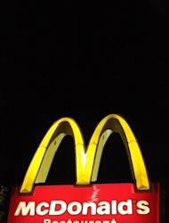 Mcdonald's looks to be beefing up its famed quarter pounder