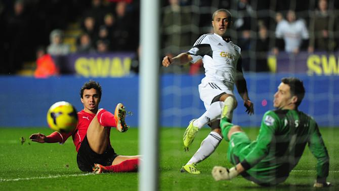 Swansea City v Cardiff City - Premier League