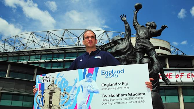 2015 Rugby World Cup Ticket Launch