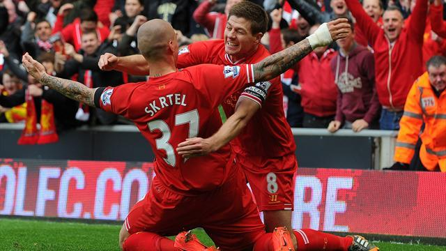 Premier League - Flanagan: Gerrard deserves Premier League title