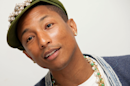 """Runnin'"" : Pharrell Williams en mode rétro pour la BO du film ""Les figures de l'ombre"""
