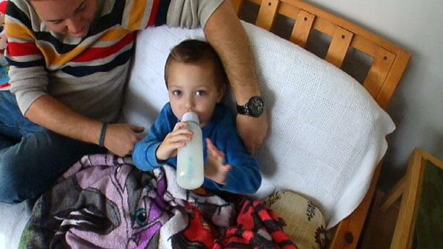 Three-Year-Old Boy Who Can't Eat Anything Is Running Out of Time, Parents Say